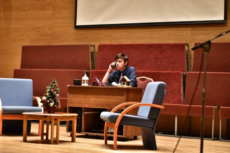 Χριστουγεννιάτικη γιορτή τῶν Κατηχητικῶν Σχολείων τῆς Ἱερᾶς μας Μητροπόλεως 2019