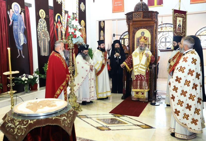 Χρονικό πανηγύρεως Ιερού Ναού Αγίου Χρυσοστόμου Δράμας - Σμύρνης , Γ΄ ΧΡΥΣΟΣΤΟΜΕΙΑ    11-12/9/2021