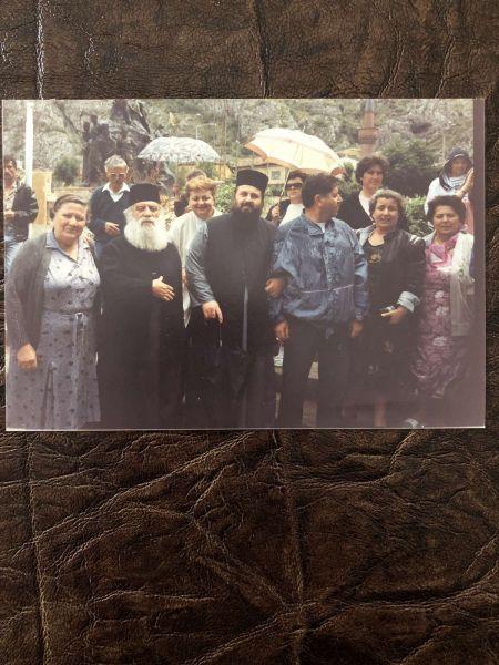 Μάιος 1993 Πλατεία Ἀμάσειας.