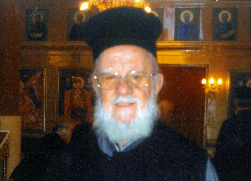 Ἐκδημία ἱερέως π. Κωνσταντίνου Χατζηδημητριάδη