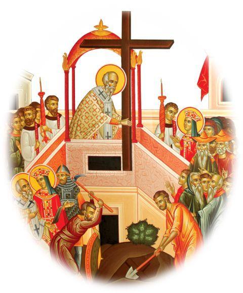 Παγκόσμια Ημέρα του Τιμίου Σταυρού