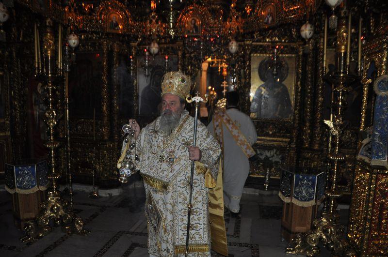 Ἡ ἑορτή τοῦ Γενεθλίου τῆς Ὑπεραγίας Θεοτόκου στήν Ἱερά Μονή Εἰκοσιφοινίσσης - 2020