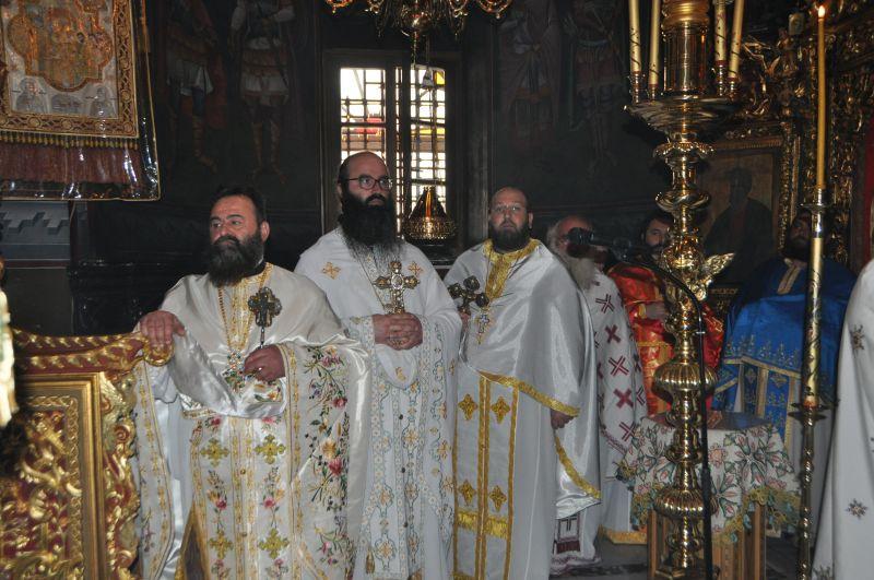 Τά ὀνομαστήρια τοῦ Σεβασμιωτάτου καί ἡ ἑορτή τῶν Δώδεκα Ἀποστόλων