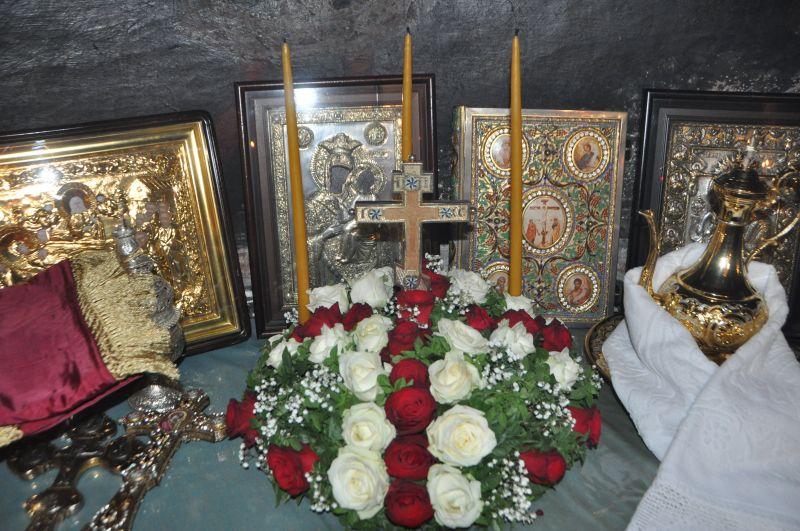 Ἡ Ἑορτή τῆς Ὑψώσεως τοῦ Τιμίου Σταυροῦ 2019
