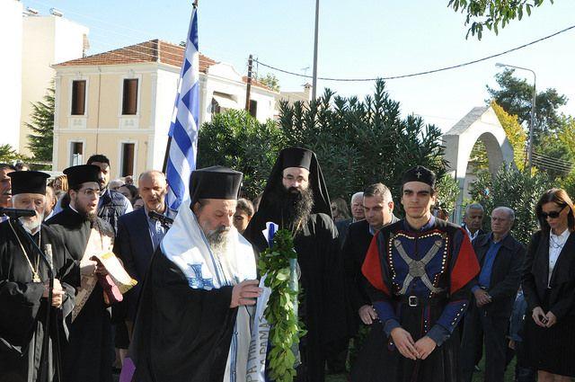 Τιμή καί μνήμη στόν ἥρωα Παῦλο Μελᾶ καί τούς ἀγωνιστές τοῦ Μακεδονικοῦ Ἀγώνα