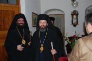 Στην Ιερά Μονή Ιβήρων 5-4-2010