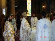 Λειτουργία στον Ι.Ν. των 12 Αποστόλων 30/06/2006