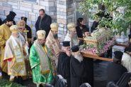 Πανήγυρις Αγίου Γεωργίου Ομολογητού - Σίψα 04-11-2009