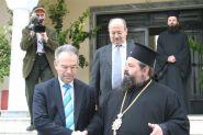 Επίσκεψη Υπουργών Παιδείας, Μακεδονίας-Θράκης 7-3-2008