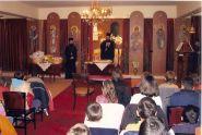 Κοπή βασιλόπιτας πνευματικού κέντρου Αγ. Χρυσοστόμου