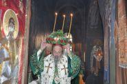 Ἡ Ἑορτή τῆς Ὑψώσεως τοῦ Τιμίου Σταυροῦ στήν Ἱερά Μονή Εἰκοσιφοινίσσης