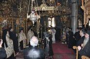 Υποδοχή Λειψάνου Αγ. Διονυσίου στην Ιερά Μονή Εικοσιφοινίσσης 3-1-2010