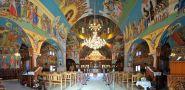 I.N. Αγίας Ειρήνης Ιερό Σαρανταλείτουργο Χριστουγέννων