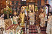 Ἡ σύναξη τοῦ ὁσίου καί θεοφόρου πατρός ἡμῶν Γεωργίου τοῦ Ὁμολογητοῦ