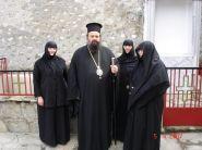 Μεγάλη Πέμπτη Θεία Λειτουργία στη Μονή Εικοσιφοινίσσης (05/04/07)