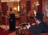 Ιερατική Σύναξη Φεβρουαρίου 2010 στον Άγιο Χρυσόστομο