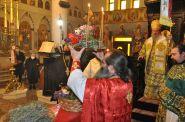 Ἡ Γ΄ Στάση τῶν Χαιρετισμῶν καί ἡ Κυριακή τῆς Σταυροπροσκυνήσεως (Γ΄Νηστειῶν)