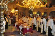 Ἡ μνήμη τῶν Ἁγίων Ἱσαποστόλων καί Θεοστέπτων Μεγάλων Βασιλέων Κωνσταντίνου κι Ἑλένης