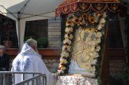 Πανήγυρις τῆς Κοιμήσεως τῆς Ὑπεραγίας Θεοτόκου στήν Ἱερά Μονή Εἰκοσιφοινίσσης