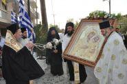 Η Παναγία η Ιεροσολυμίτισσα στον Άγιο Χρυσόστομο Δράμας