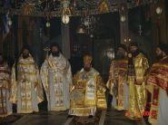 Ιερά Μονή Αγίου Παύλου Αγίου Όρους. Εορτή Ηγούμενου 18-02-2008