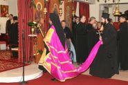 Εσπερινός Αγίου Ιωάννου Χρυσοστόμου στον Αγιο Χρυσόστομο. Ομιλητής π. Μωυσής Αγιορείτης. 12-11-2007